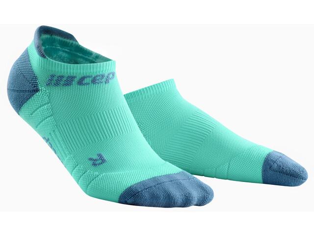 cep No Show Socks 3.0 Mujer, mint/grey
